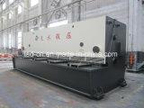 유압 단두대 가위 또는 깎는 기계 또는 금속 절단기 (QC11Y-8X6000)