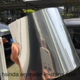 Enduit argenté superbe de poudre de peinture d'effet de chrome de miroir