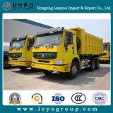 Sinotruk HOWO 판매를 위한 중국 6X4 강한 덤프 트럭