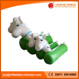 Надувные Пони Деби катание верхом на лошадях для игры в области конкуренции (T14-001)