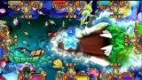 Il mostro dell'ascesa del re 3 drago dell'oceano sveglia la macchina del gioco della galleria cacciatore di pesca/dei pesci