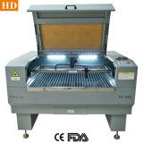 Лазерная резка производителя машины 9060 1390