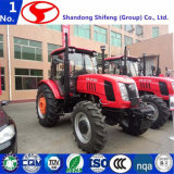 Bauernhof-Landwirtschaft/Minigarten/klein/Vertrag/Dieseltraktor heißes verkaufen130hp 4WD