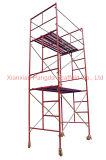 Pièce d'échafaudage de bâti en acier de qualité d'usine de Cangzhou
