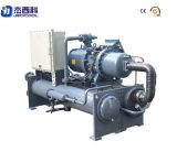 China-Hersteller-industrieller wassergekühlter Kühler Kde-100lw