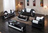 Ledernes Möbel-Wohnzimmer SchnittVarsage Sofa-Set