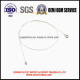 Kundenspezifisches Bremsen-Kabel mit zwei Ösen für Garten-Teile