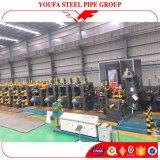 China-Fabrik-Quadrat-Stahlrohr-rechteckige hohle Kapitel-Frau Pipe