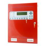 Sistema de control direccionable la alarma de incendio del panel rojo del bucle de la UL A2