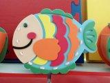 Tireur de poignet avec le jouet en plastique de disque d'EVA pour la promotion de gosse