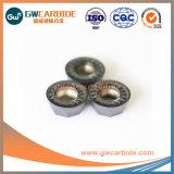 Inserts de carbure de tungstène indexables pour acier inoxydable