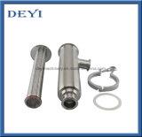 インラインにSS304衛生ステンレス鋼三クランプフィルターYタイプこし器(DY-SF202)