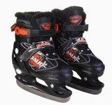 I&simg réglable ; Chaussures de patin d'E pour des gosses