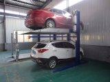 Гидравлический с электроприводом высшего качества автомобиля два поста Авто Стоянка для продажи подъема