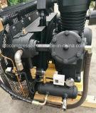 Botella del animal doméstico que sopla usar el tipo de alta presión compresor del pistón de 1.2m3/Min 30bar de aire