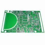 PCB multicapa con Brown máscara de soldadura de circuito impreso rígida