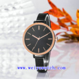 La venta caliente crea los relojes ocasionales del reloj para requisitos particulares (WY-17026B)