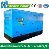 308kw 385kVA Cummins schalten Dieselgenerator mit schalldichtem mit der Wasserkühlung an