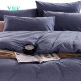 紫色の環境の卸し売り病院の寝具セット