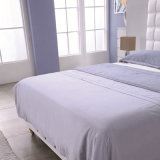Кожаный кровать размера короля и ферзя (G7011)