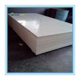 Couleur blanche opaque en PVC feuille rigide pour impression de l'écran d'impression UV