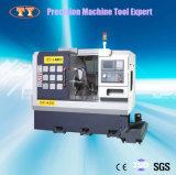 Torno automático complejo triaxial del CNC del precio bajo de China pequeño
