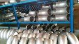 Cotovelo quente da curvatura de tubulação 316 do aço inoxidável 304 da venda de China