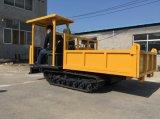De volledige RubberKipwagen van de Mijn van de Kipwagen van de Vrachtwagen 3 Ton