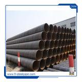 용접된 18 인치 강관 공급 나선 강철 관 열 기름 Boler