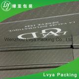 Коробка изготовленный на заказ подарка конструкции печатание роскошного упаковывая бумажная