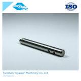 CNC высокой точности разделяет части компонента металла подвергая механической обработке подвергая механической обработке
