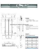 Guide de l'usine de roue de la porte de l'élévateur