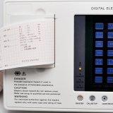 Canaleta de Digitas 3 da máquina de ECG - Martin