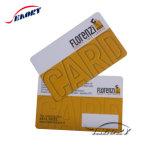 Tarjeta de la calidad de miembro RFID de la identificación de la impresión Tk4100 de Cmyk