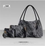 Handbags戦闘状況表示板袋Women LeatherによってBw1998卸し売り新しい方法女性編まれる袋