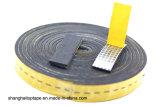 Espuma de cristal de la protuberancia del fabricante de la cinta de la espuma de la oficina EPDM de los amortiguadores del coche