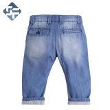 Кальсоны 100% джинсовой ткани детей хлопка с регулируемым Waistband