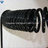 Automobile sept principaux câbles électriques