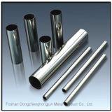 SUS201 all'ingrosso 202 304 ha saldato il tubo dell'acciaio inossidabile con su Polished