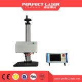 Máquina de la marca del Pin de la peña del PUNTO de pantalla del LCD para los materiales del metal