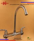 En Afrique du Sud de bonne qualité de robinets en plastique chromé approuvé KF501