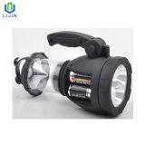 Двойной источник света LED Campling фонаря направленного света