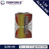 Pacchetto ultra alcalino libero dello Shrink della batteria 1.5V della fabbrica di Mercury&Cadmium Cina (formato di LR20/D)