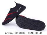 Ботинки Aqua воды повелительницы выскальзования поставкы изготовления Китая анти- и пляжа Mens