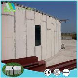 Los paneles de pared de emparedado del cemento de los materiales de construcción EPS para Interior&Exterior