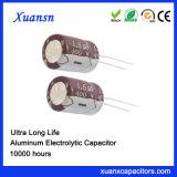 400V 1.5UF 105º C 10000hours de Elektrolytische Condensator van de Hoogspanning