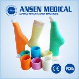 自由のサンプル医学の消費可能な韓国の包帯のガラス繊維の鋳造テープ