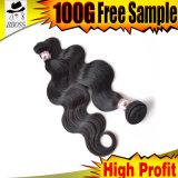естественная машина конца волос скрепления кератина дороги 7A для выдвижения