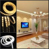 屋内使用のための熱い販売単一カラーLEDバックライトの暖かく白いストリップ