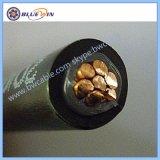 Câble d'alimentation de 240mm Cu/XLPE/PVC 600/1000V CEI60502-1